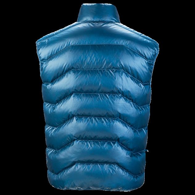 Жилет мужской Sivera Гридь 180192-3 синий, размер 52