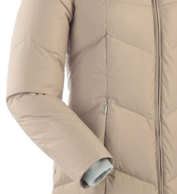 Пуховое пальто  ROUTE V3 4149B-70334-L БЕЖЕВЫЙ L