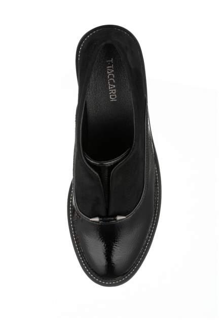 Полуботинки женские T.Taccardi W6258029 черные 38 RU