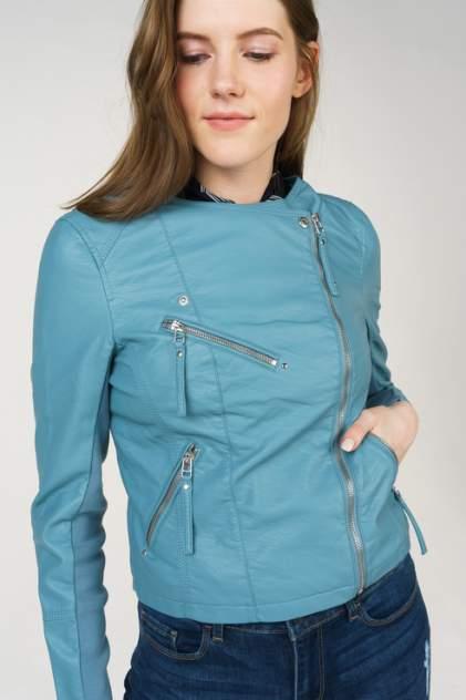 Куртка женская Vero Moda 10206603 голубая S