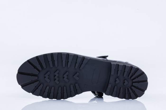 Туфли детские Котофей, цв. черный р.37,5
