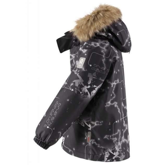 Куртка Skaidi REIMA Черный р.128