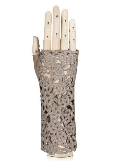 Женские перчатки Eleganzza F-0160, серый