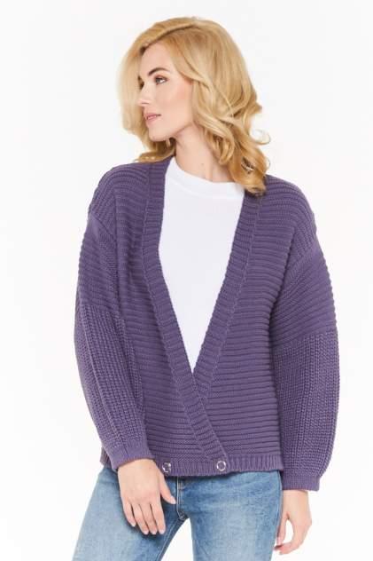 Жакет женский VAY 192-1625 фиолетовый 52 RU
