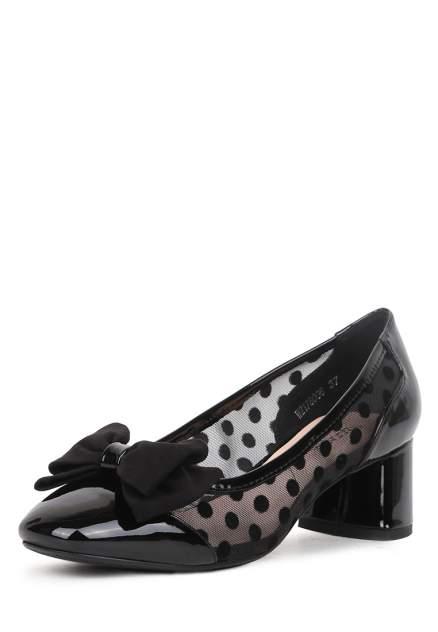 Туфли женские T.Taccardi W2178006 черные 40 RU