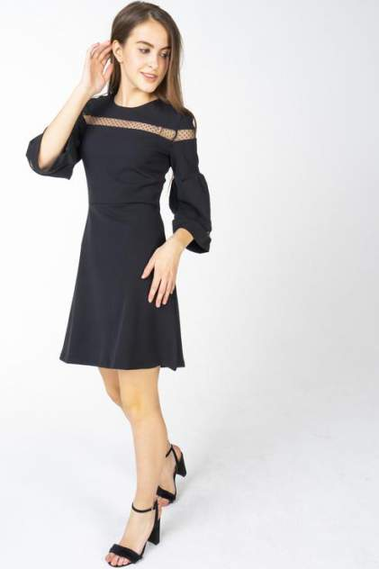 Женское платье Incity 1.1.2.18.01.44.03346, черный