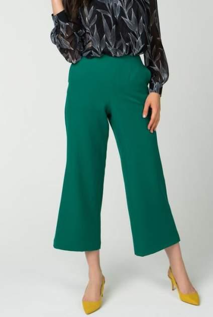 Брюки женские Fashion Confession 5479 зеленые 42 RU
