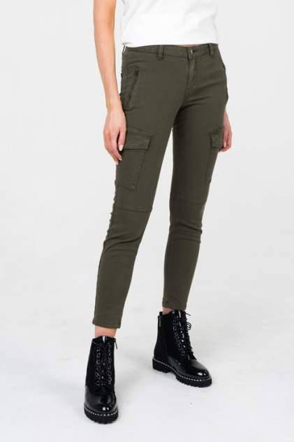 Женские брюки BROADWAY 10158981, зеленый