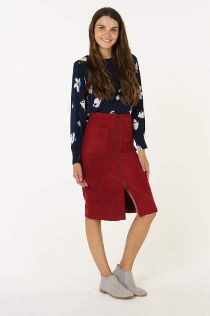 Женская юбка ZARINA 8329210205071, бордовый