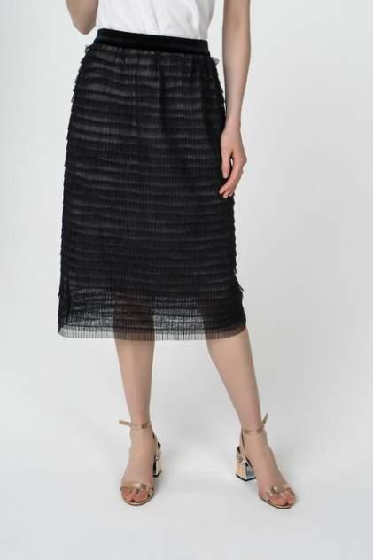 Женская юбка LA VIDA RICA SK81009, черный