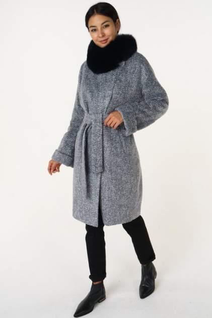 Женское пальто ElectraStyle НП4У-4448-271, голубой