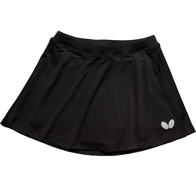 Спортивная юбка Butterfly Chiara, black, XS