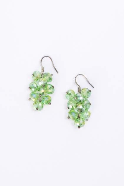 Серьги женские Kawaii Factory KW092-000019 зеленые
