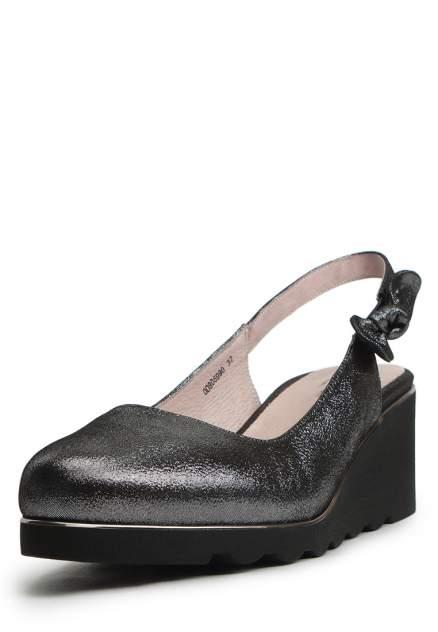 Туфли женские Pierre Cardin 710017674 серебристые 40 RU