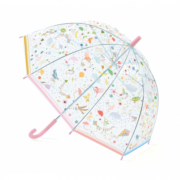 Зонтик Djeco Воздушные змеи прозрачный