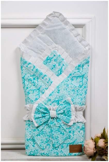 Одеяло на выписку AmaroBaby ЭЛИТ мята