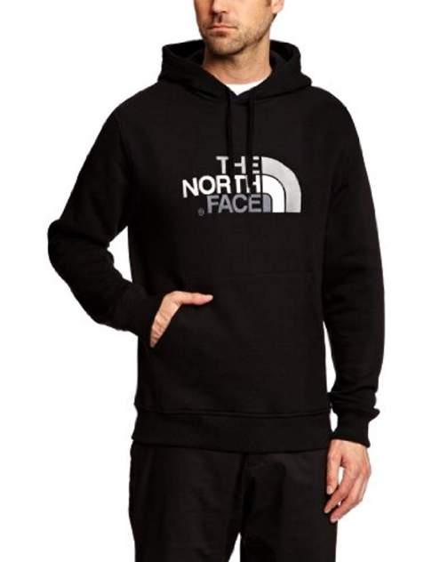 Толстовка мужская The North Face Drew Peak, черный