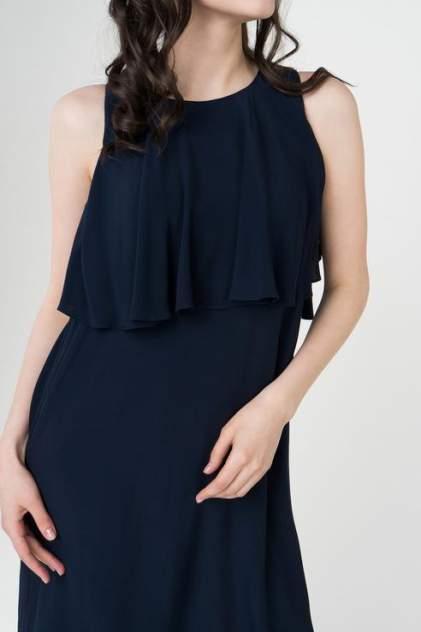 Вечернее платье женское Baon B458093 синее M