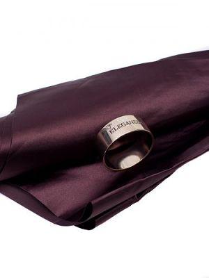 Зонт-трость женский механический Eleganzza 01-00029259 фиолетовый