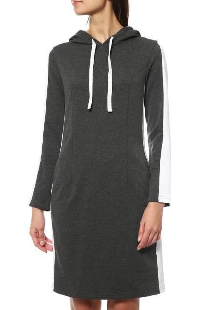 Женское платье FORLIFE 0490725 СЕРЫЙ, серый