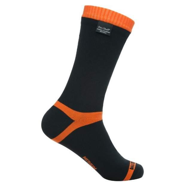 Носки мужские DexShell Hytherm Pro, оранжевые/черные, L INT