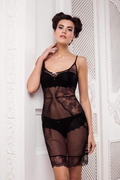 Сорочка женская Laete 60153 черная XS
