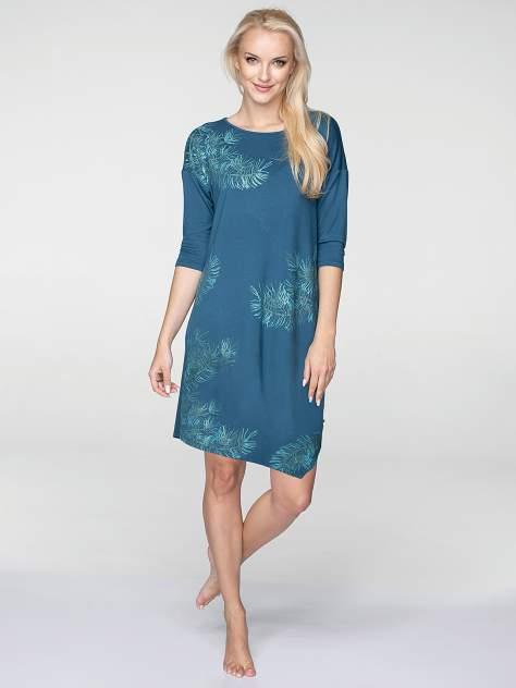 Платье женское Key зеленое S