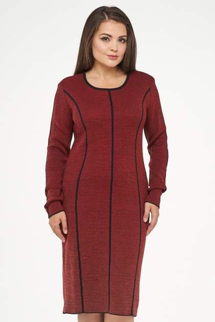 Женское платье VAY 182-2312, красный