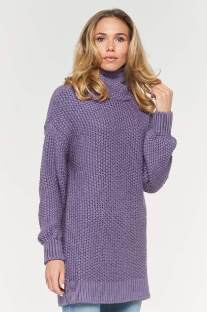 Свитер женский VAY 192-4012 фиолетовый 50 RU