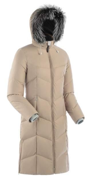 Пуховое пальто  ROUTE V3 4149B-70334-S БЕЖЕВЫЙ S