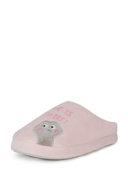 Домашние тапочки женские T.Taccardi 01107120 розовые 38 RU
