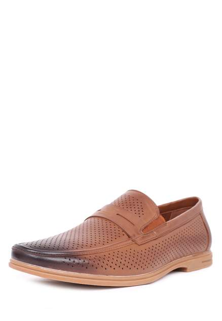 Туфли мужские T.Taccardi 03806140, коричневый