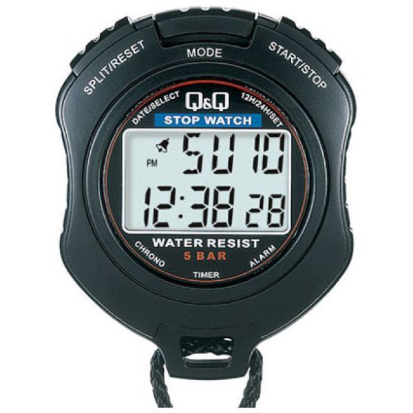 Карманные часы Q&Q HS47-001 черные