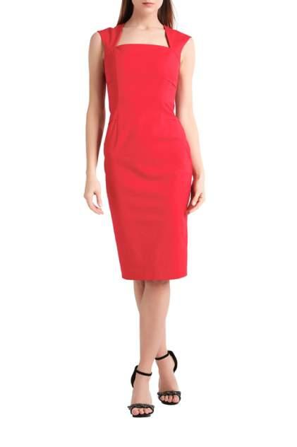 Платье женское Apart 27928 красное 38 DE