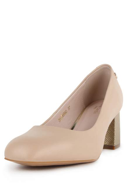 Туфли женские Pierre Cardin 710017859 бежевые 37 RU