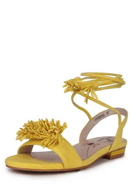 Женские босоножки Pierre Cardin 710017486, желтый