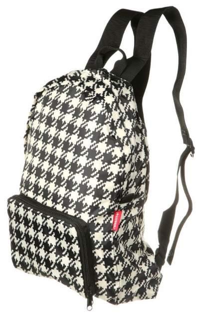 Рюкзак складной Reisenthel Mini Maxi Fifties черный 14 л