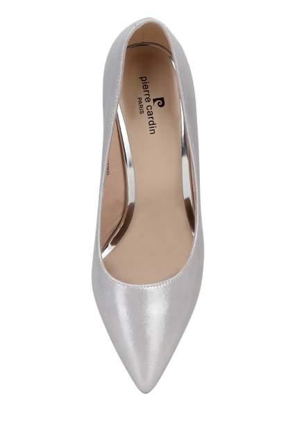 Туфли женские Pierre Cardin 710018172 серебристые 38 RU