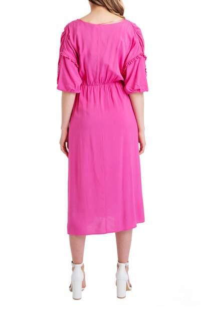Платье женское BGN S19D197 розовое 38 FR