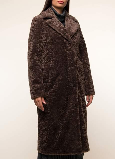 Женская шуба Синар КИЛЛАРИ   704, коричневый