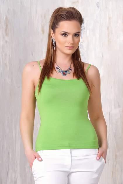Майка женская VAY 3125, зеленый