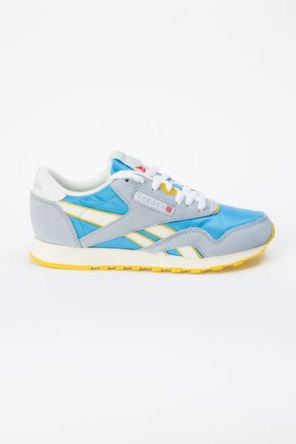 Кроссовки женские Reebok CL NYLON голубые 40,5 RU