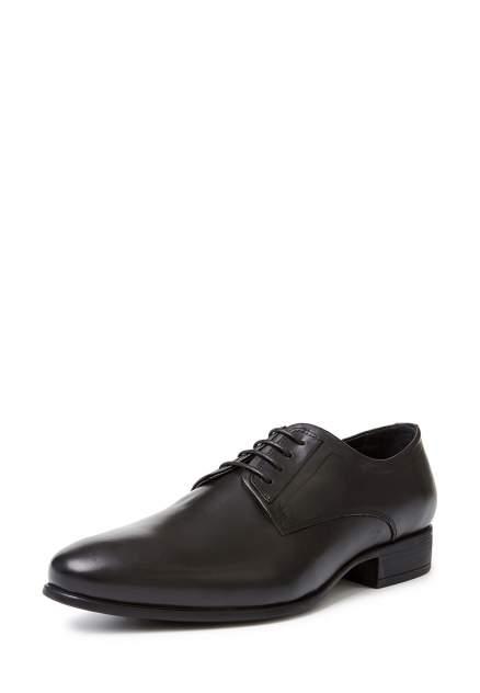 Туфли мужские Pierre Cardin 03407200, черный