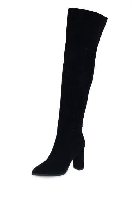 Ботфорты женские Pierre Cardin 25407340, черный