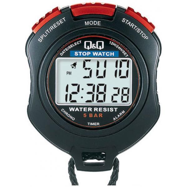 Карманные часы Q&Q HS47-003 черные
