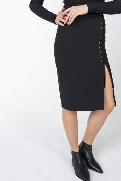 Женская юбка Incity 1.1.2.18.01.45.00871, черный