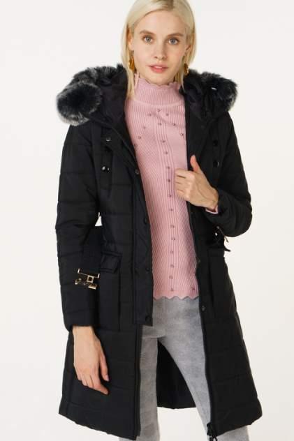 Пуховик-пальто женский HF 8615 черный XL