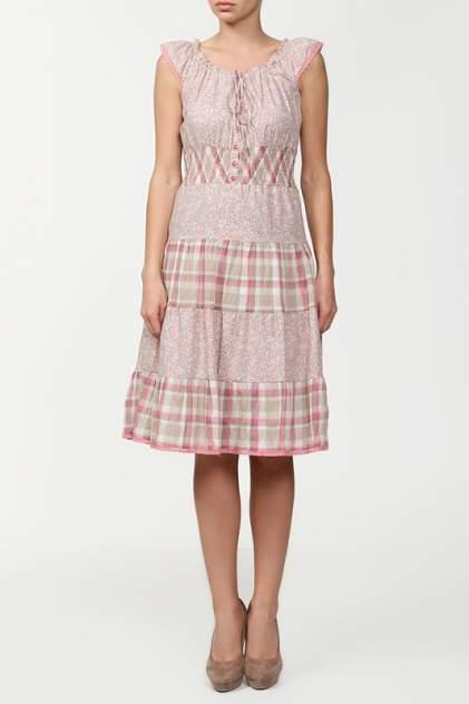 Платье женское Fusion 140875-L розовое 38 EU