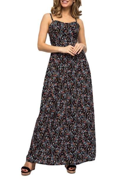 Платье женское Gloss 24332(01) черное 38 RU