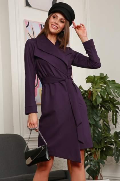 Женское платье AVEMOD AV 866 ФИОЛЕТОВЫЙ, фиолетовый
